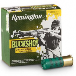 Remington 12ga 34 gram 11 5oz Hi Brass field Load box of box of 25 $ 19.30