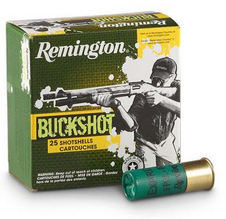 Remington 12ga 34 gram 11 5oz Hi Brass field Load box of box of 25 $ 19.30