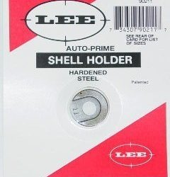 Lee auto prime shell holder No.11 $ 8.80