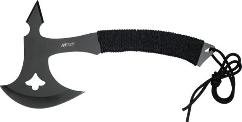 Mtech 123mm Edged throwing tomahawk with sheath $ 38.20