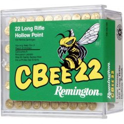 Remington .22 CBEE Long rifle $ 26.35