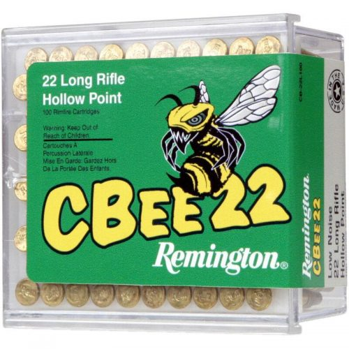 Remington .22 CBEE Long rifle $ 26.35