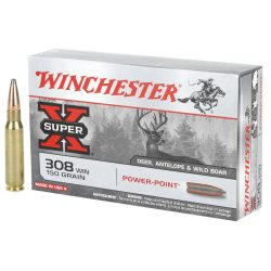 Winchester 308 150 Power point Box of 20 $ 40.50