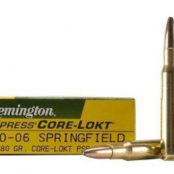 Remington 30-06 180gr Soft Point ammo Box of 20 $ 47.50