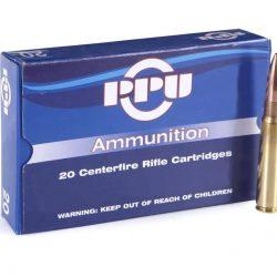 PPU 222Rem 50gr Soft point ammo single flash hole brass $ 21.90