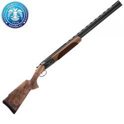 Huglu 12ga Under Over 30 inch sporting Gun case hardened receiver timber stocks $ 1160.00