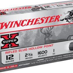 Winchester 12 Gauge rifled slug hollow point 1oz $ 13.20