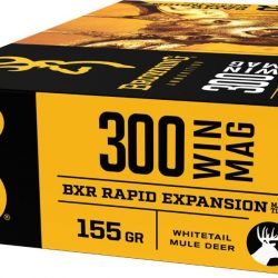 Browning 300win mag 155gr rapid expansion matrix ammo Box of 20 $ 46.20