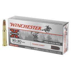 Winchester 150gr Flat Nose 30-30 $ 36.95