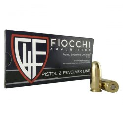 Fiocchi 9x19 Luger 124gr Full metal jacket Ball ammo Box of 50 $ 29.90