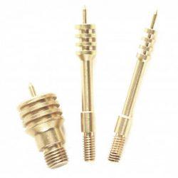 Tetra .243-6mm Prosmith brass spear tip jag 8-32 thread $ 15.00