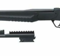 Rossi Montenegro break action single shot 22 with 410 calibre conversion barrel Blued barrel Synthetic Stock $ 320.00