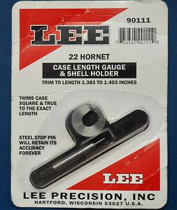 Lee Case length gauge & shell holder no. 20 22 Hornet $ 16.70