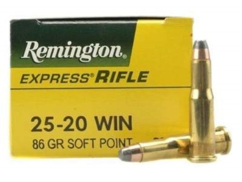 Remington 25-20 86gr soft flat point Box of 50 $ 177.40